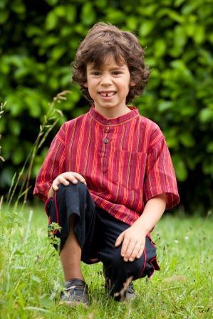 Chemises babacool enfant