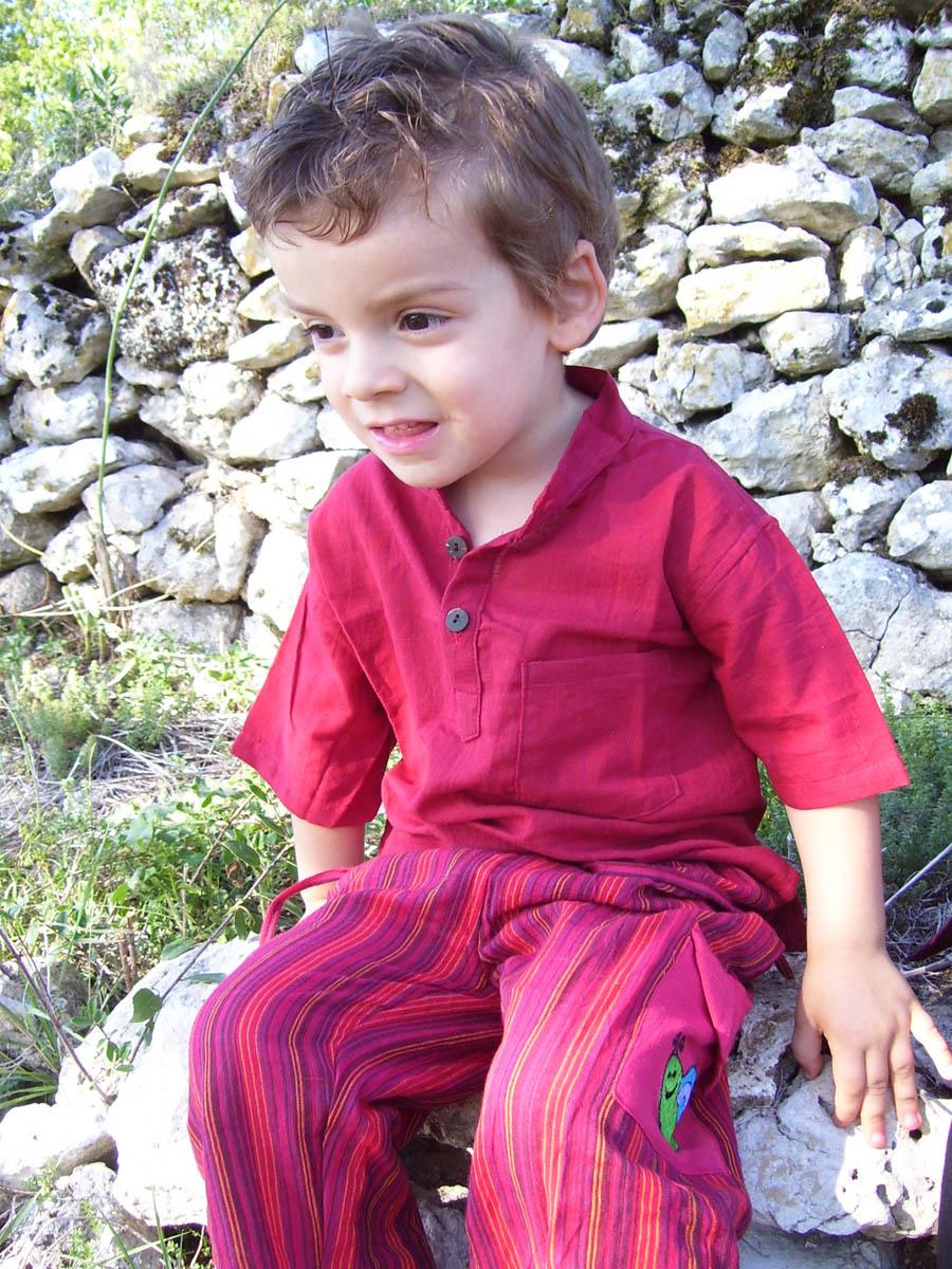 Pantalons marrants enfants