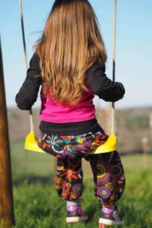 Sarouel coton pour enfant